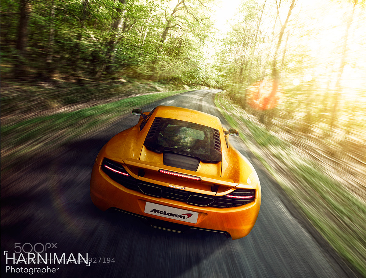 Photograph McLaren by Nigel Harniman on 500px
