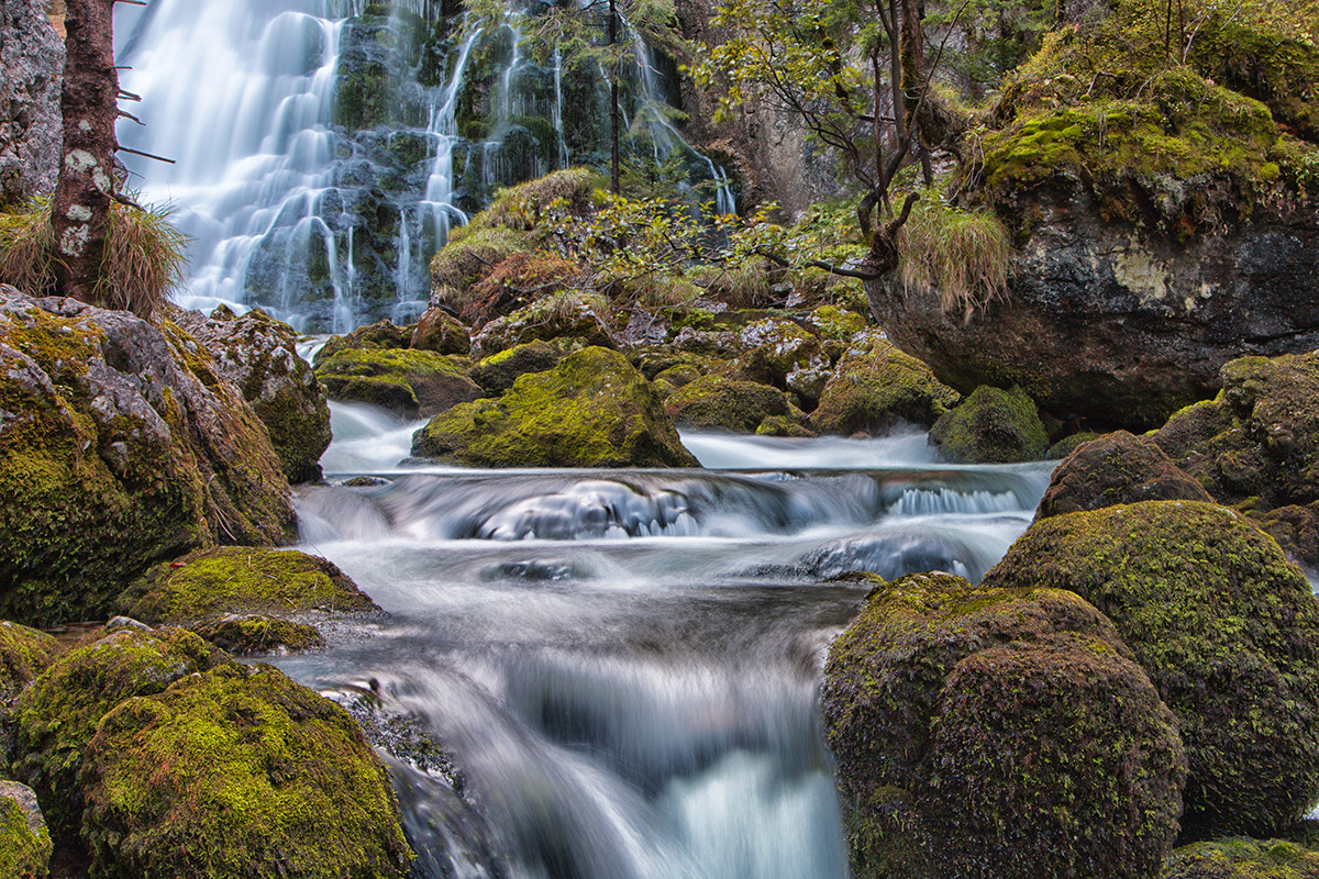 Photograph Waterfalls by Walter Hirzinger on 500px