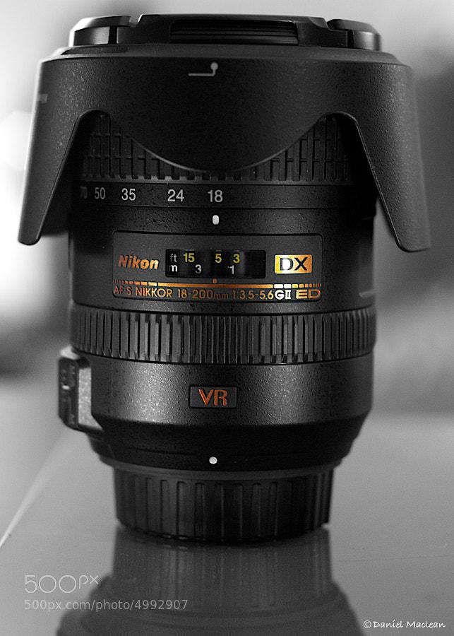 Nikon Lens by Daniel Maclean (DanielMaclean)) on 500px.com