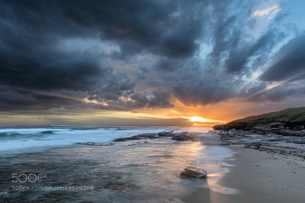 Photograph Kurnells Last Rays by Dean_Miltiadis on 500px