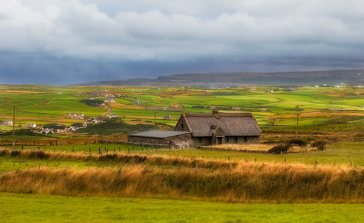 Photograph Irish cottage by Lukasz Maksymiuk on 500px