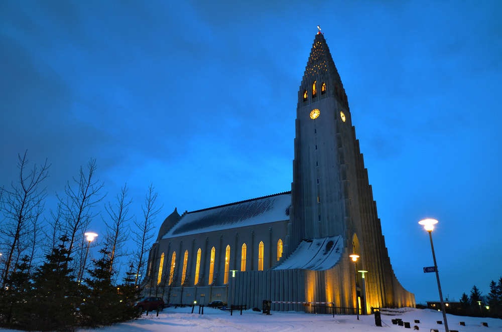 Photograph Hallgrímskirkja by noomplayboy  on 500px