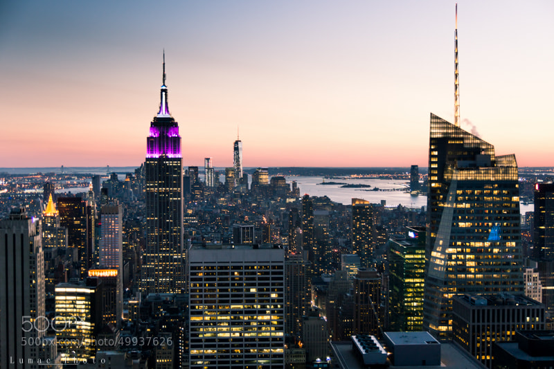 Top of the Rock by Laurent LEO on 500px.com