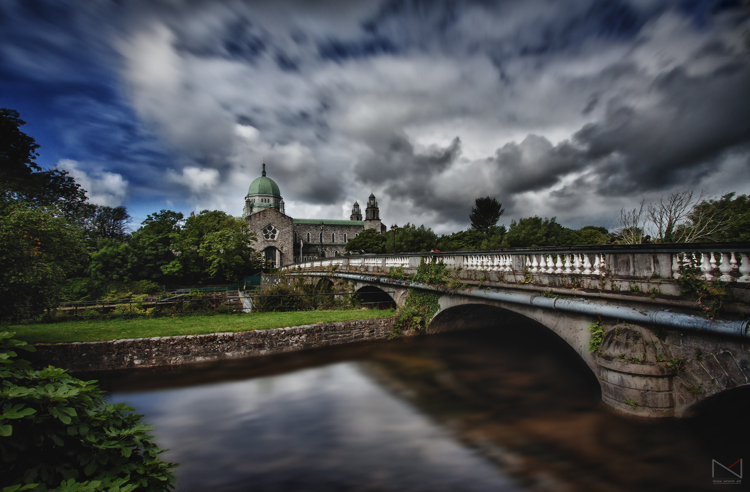 Photograph Galway cathedral by Noam Mymon on 500px