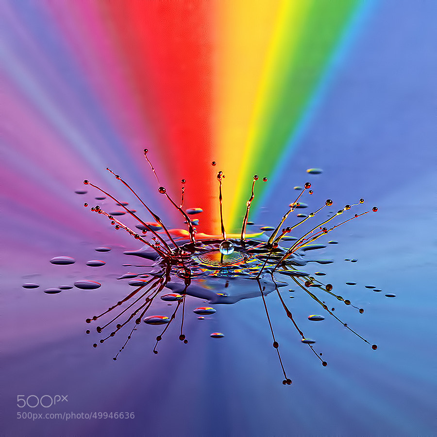 Photograph Spectrum by Ganjar Rahayu on 500px