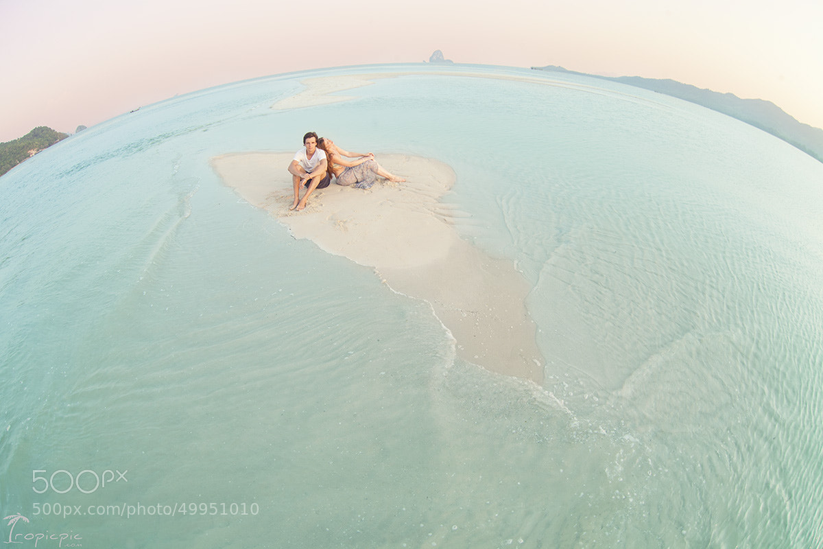 Photograph The smallest inhabited island in the world by TropicPic on ...: 500px.com/photo/49951010/the-smallest-inhabited-island-in-the-world...