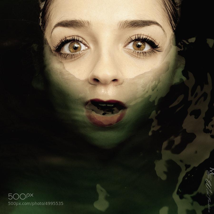 Women Water Colors Fanfan Marcwildpassion Nikon