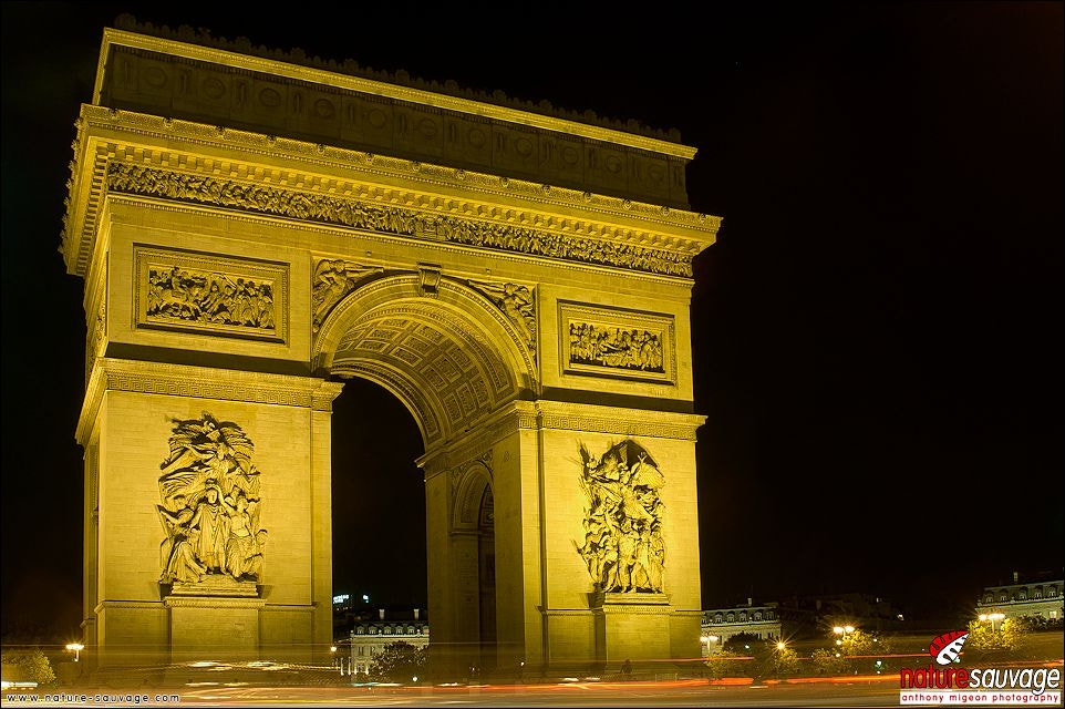 Photograph L'Arc de triomphe by Anthony Migeon on 500px