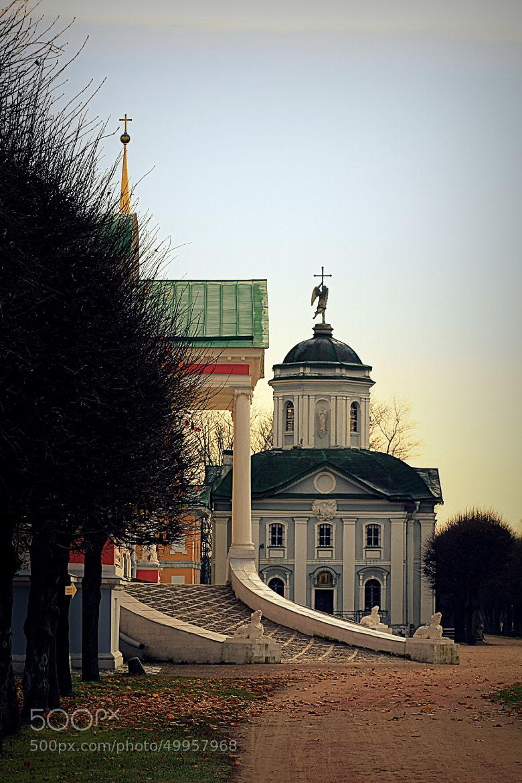 Photograph Morning in Kuskovo by Natasha Goryaeva on 500px