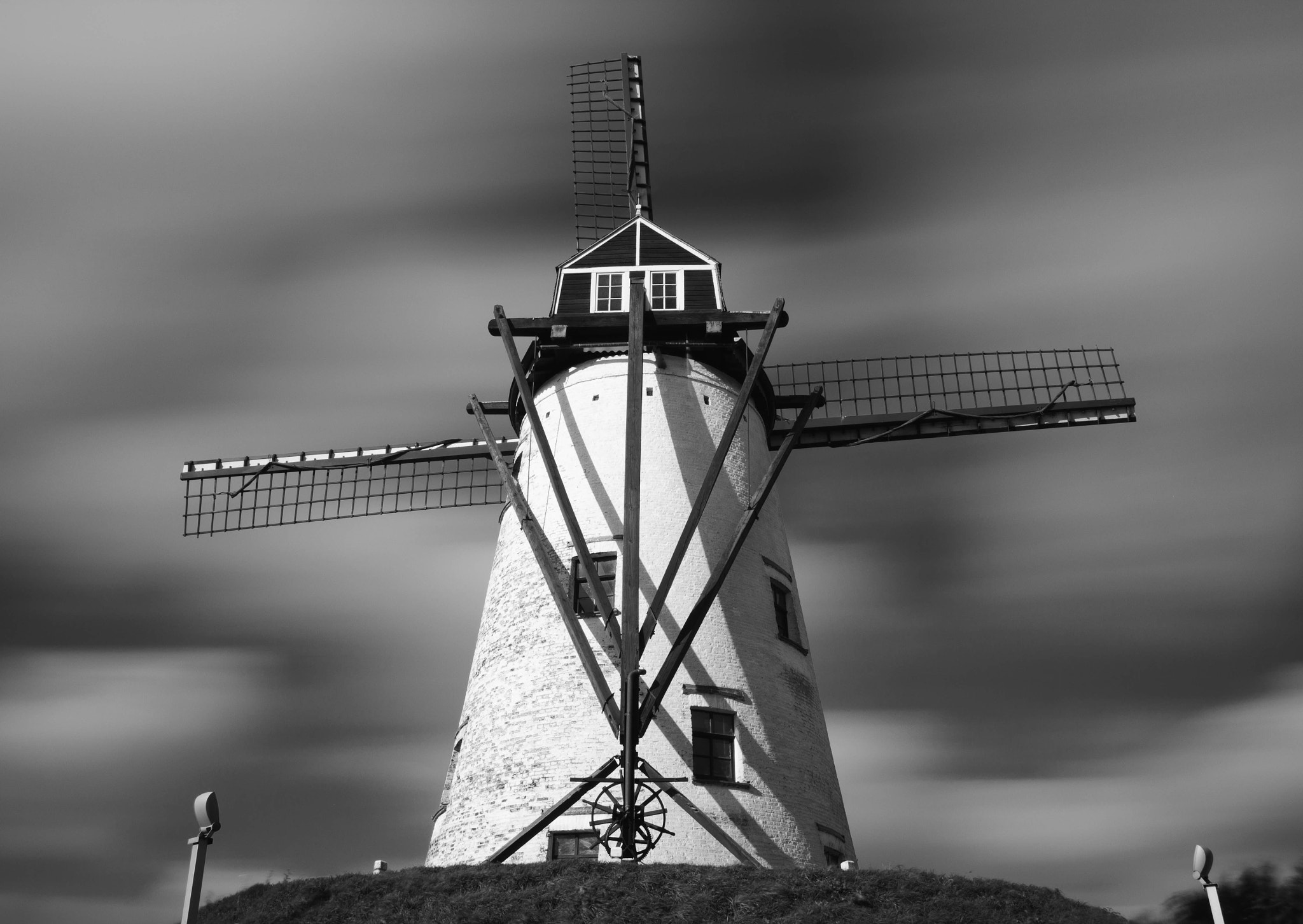 Photograph MILL DAMME by Johan Vanreybrouck on 500px