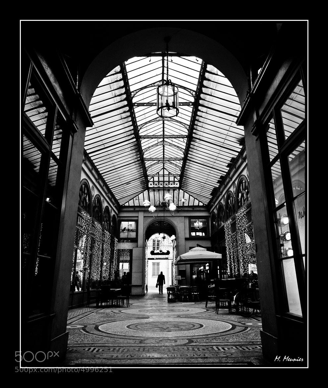 Photograph A Black & White ballad in Paris by Mathieu Meunier Photographie & Models on 500px
