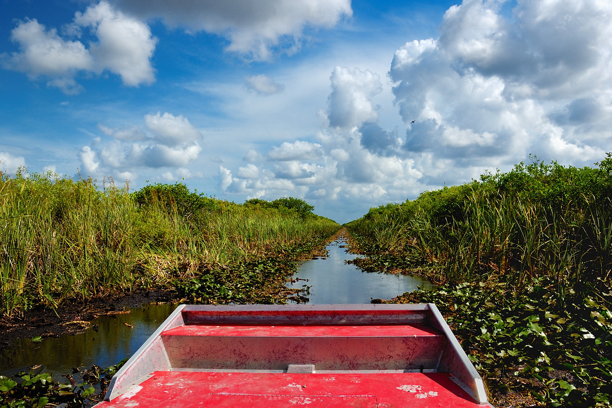 Photograph Airboat View by Jimmy De Taeye on 500px