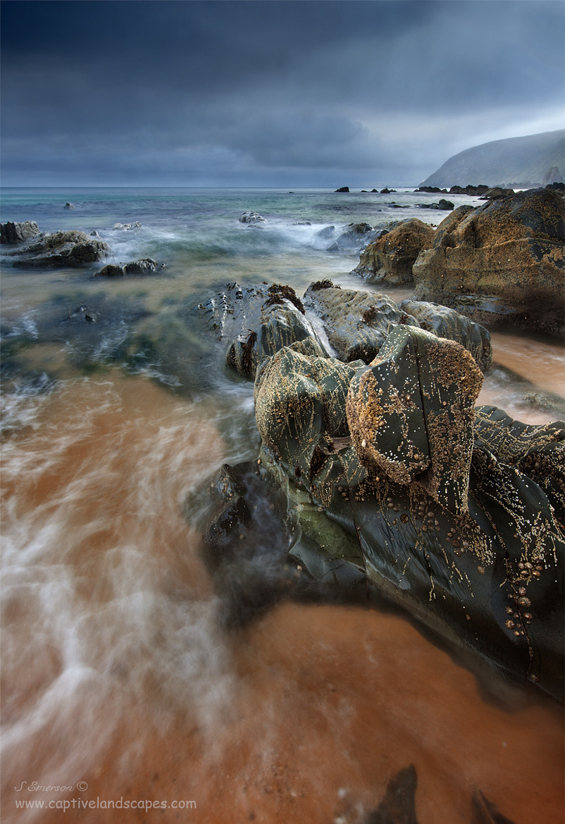 Photograph Kinnagoe Bay by Stephen Emerson on 500px