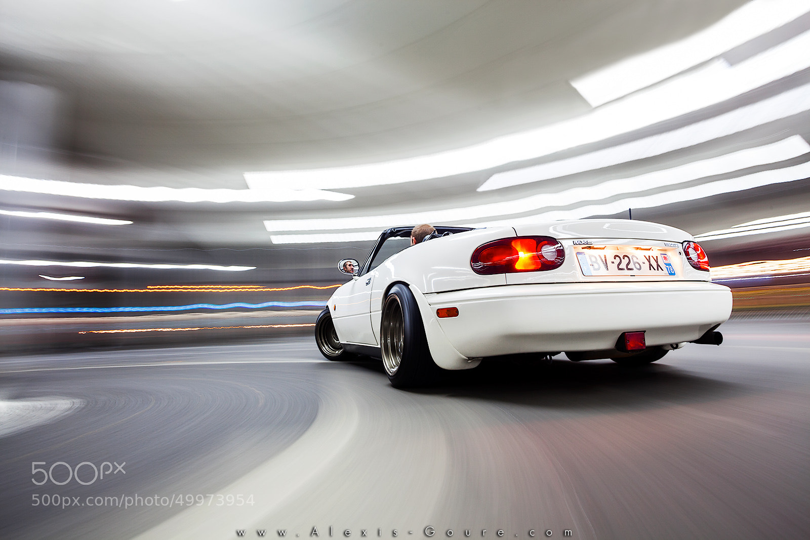 Photograph Mazda MX5 - Rig by Alexis Goure on 500px