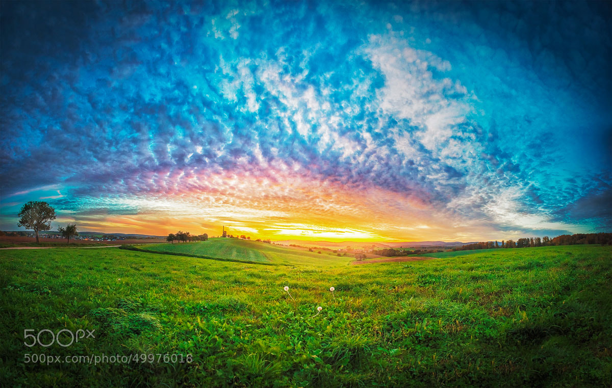 Photograph Color Explosion by Armin Barth on 500px