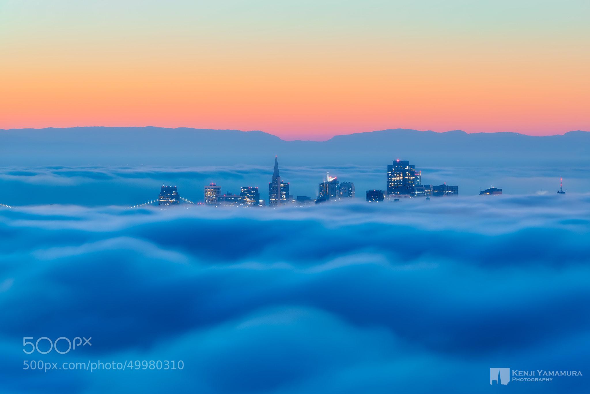 Photograph Floating City by Kenji Yamamura on 500px