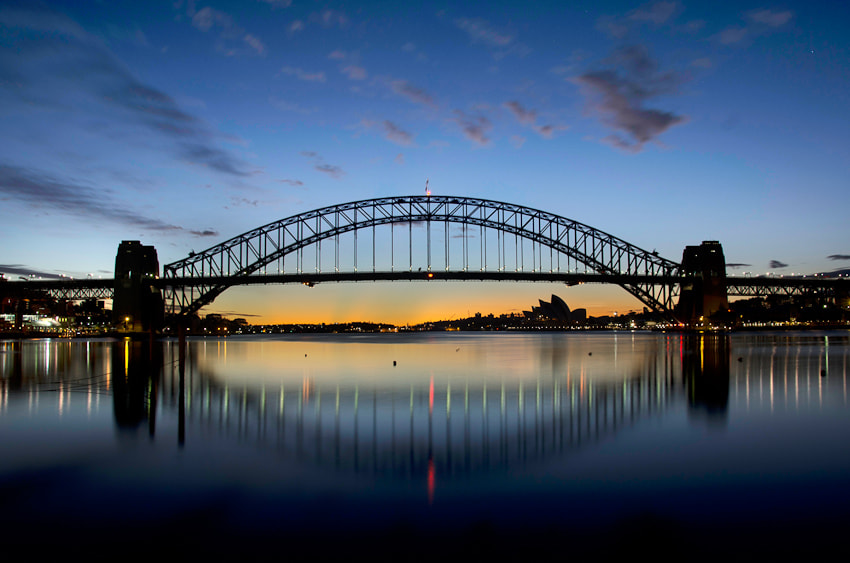 Photograph Harbour Reflections by Chris Jones on 500px