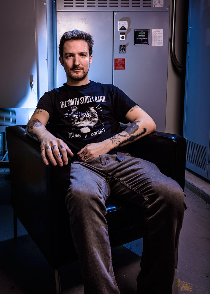 Photograph Frank Turner by Jeff Lush on 500px