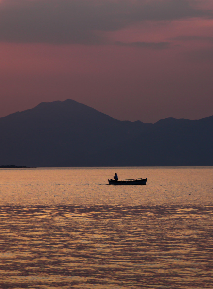 Photograph Fisherman by Apostolos Stefanopoulos on 500px
