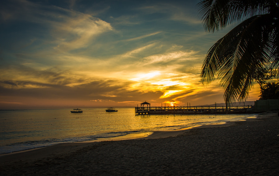 Photograph Jamaican Sunrise by Danny Teles on 500px