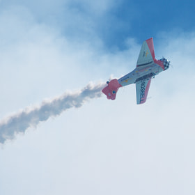 From practice day of the 2011 Chicago Air & Water Show