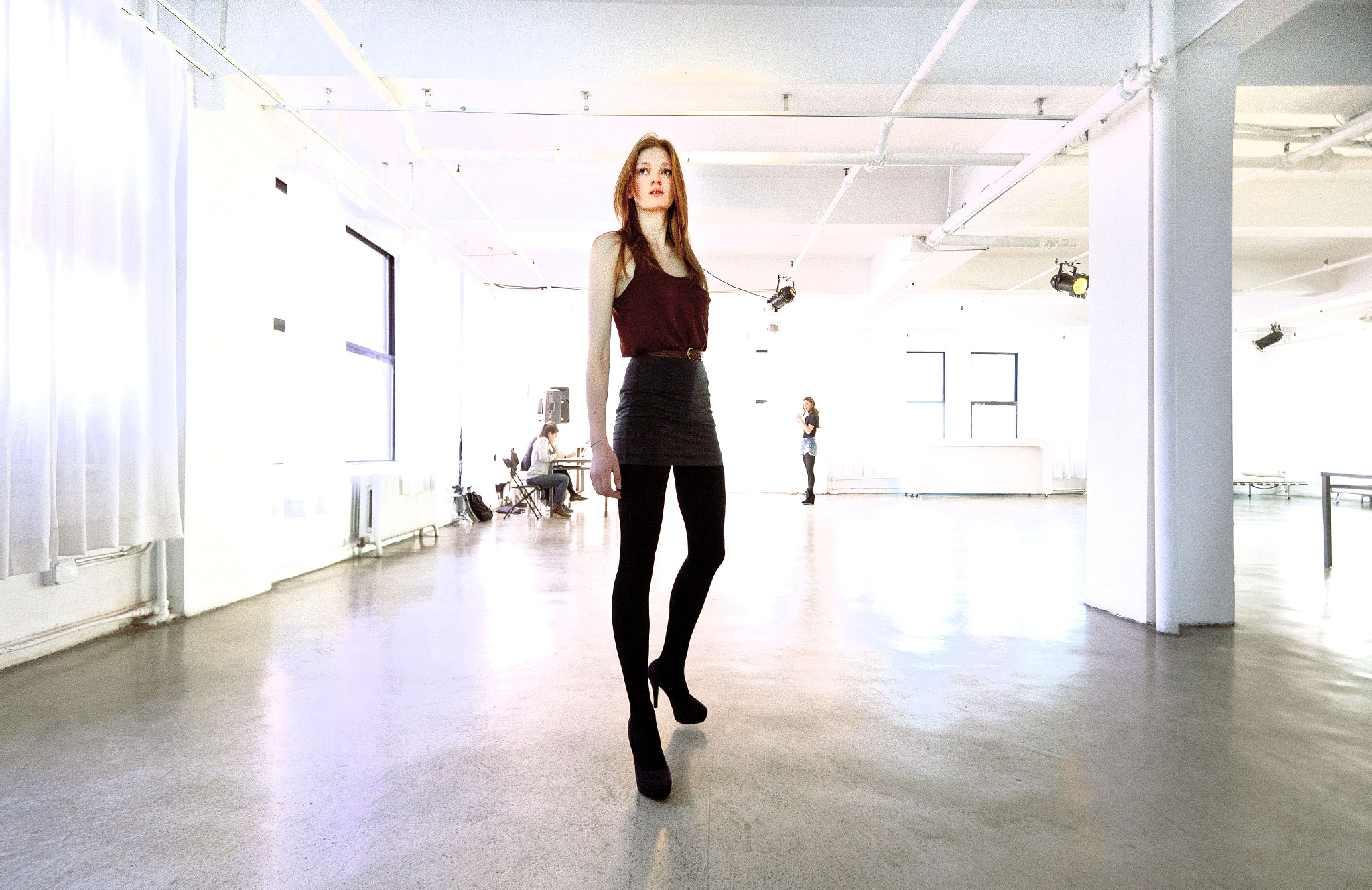 Photograph NYFW Casting Call by Dan Nguyen on 500px