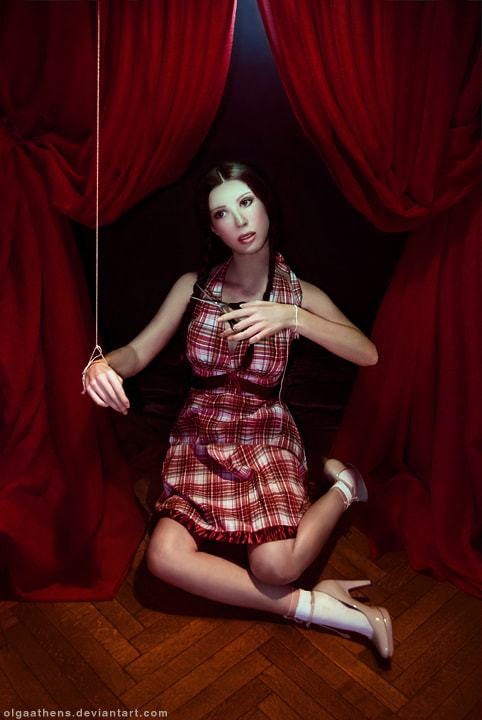 Photograph The Puppet by Olga Martzoukou on 500px