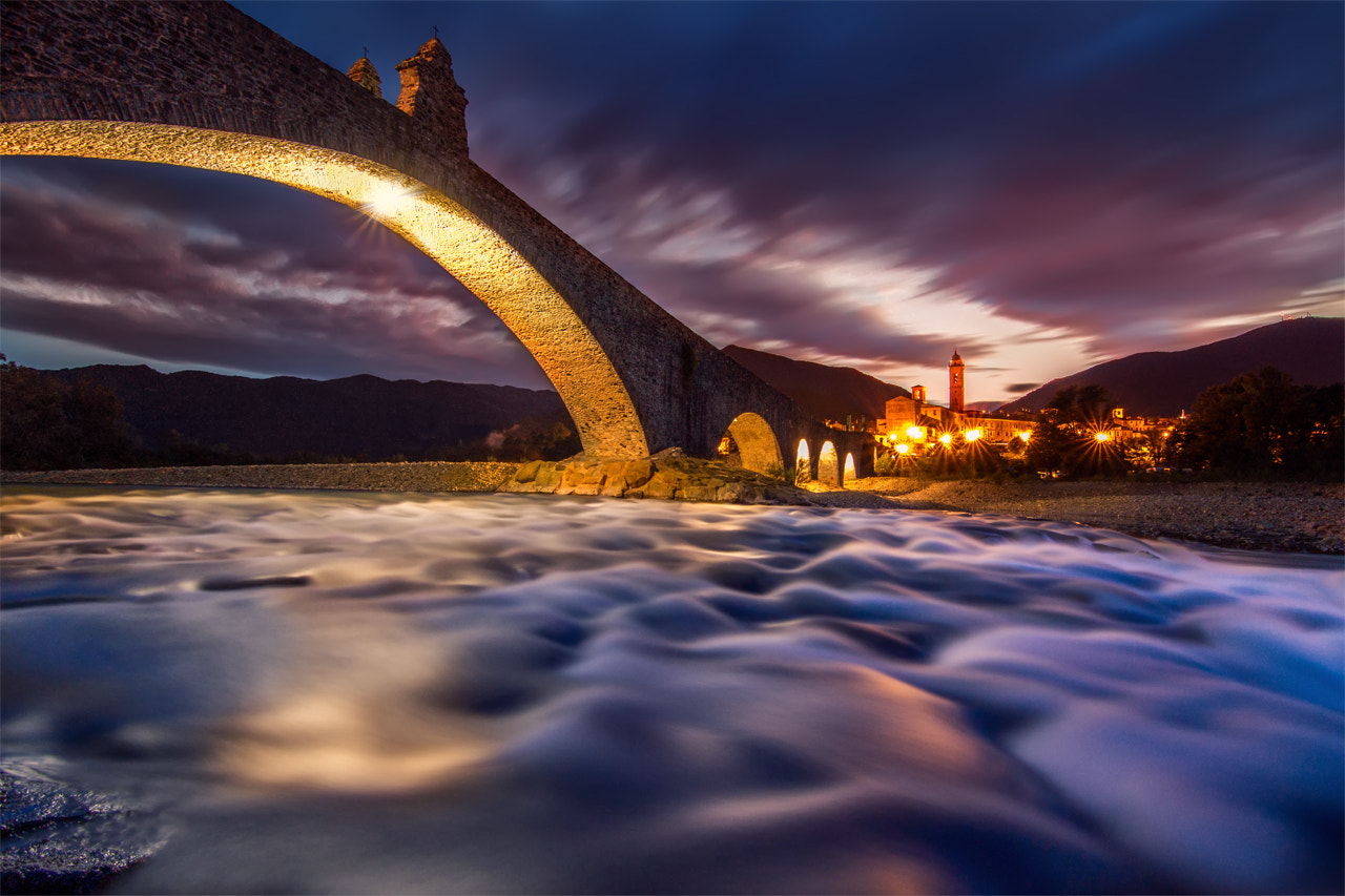 Photograph Ponte gobbo by Federica Violin on 500px