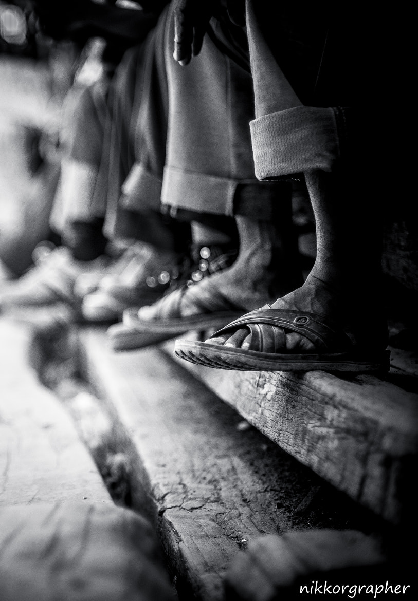 Photograph Resting Feet by UdhabKc (nikkorgrapher) on 500px