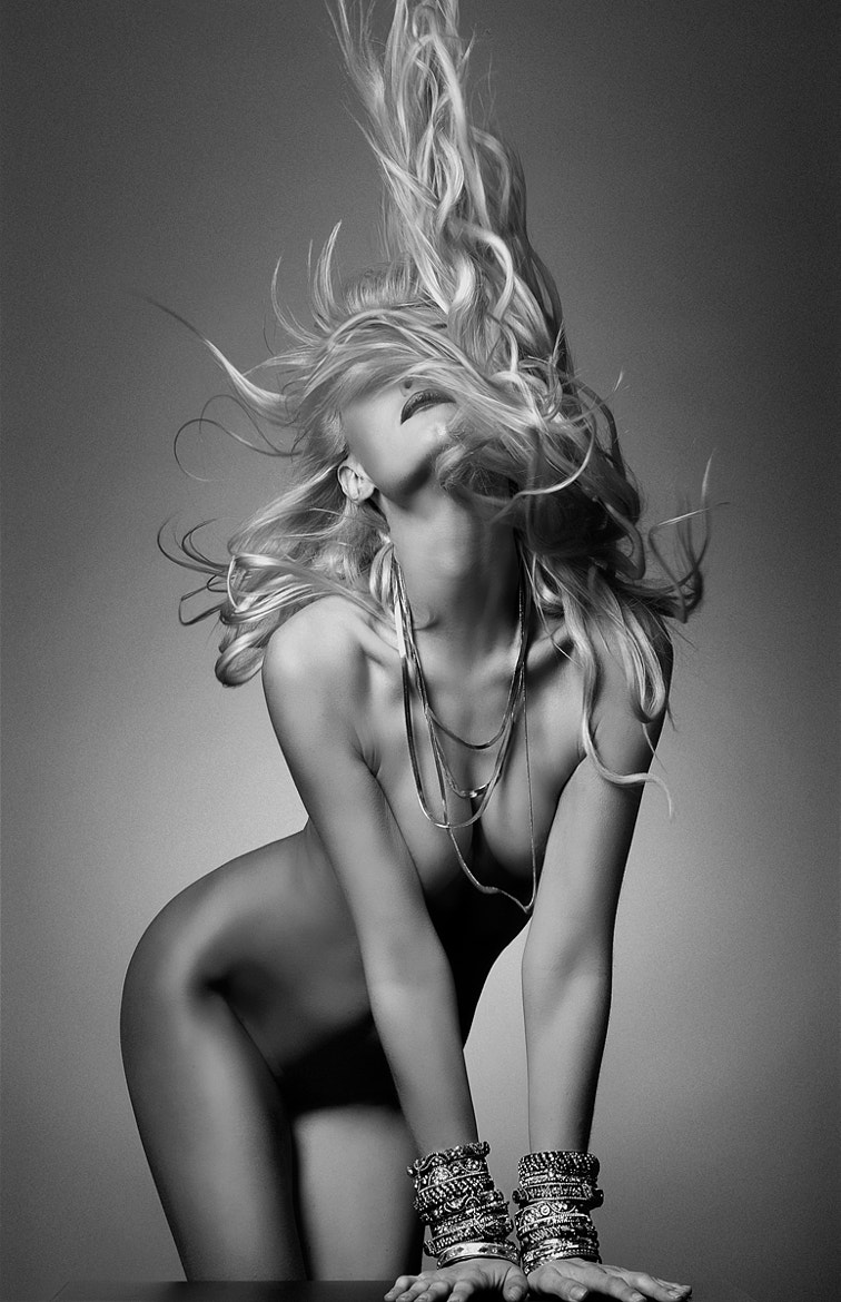 Photograph the blonde nude by Jo Krausz on 500px