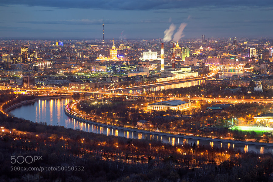 Photograph Permeated by The River by Sergey Alimov on 500px