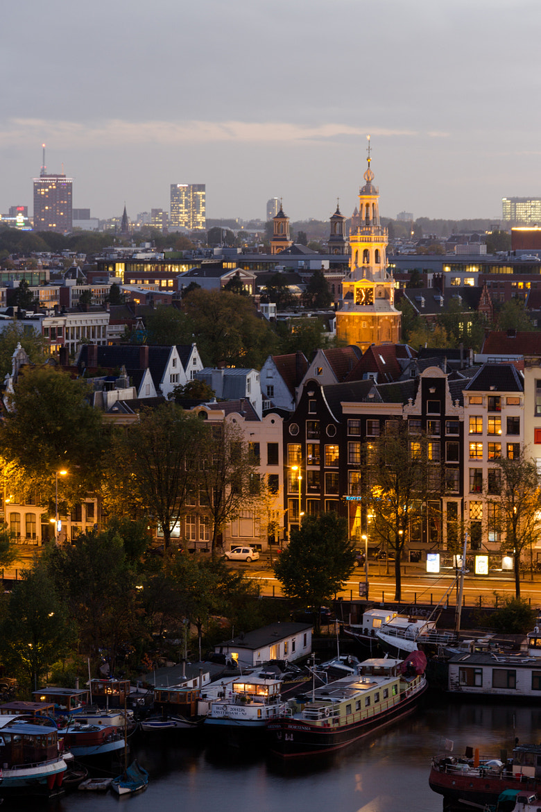 Photograph Evening Amsterdam by Olivier Overberg on 500px