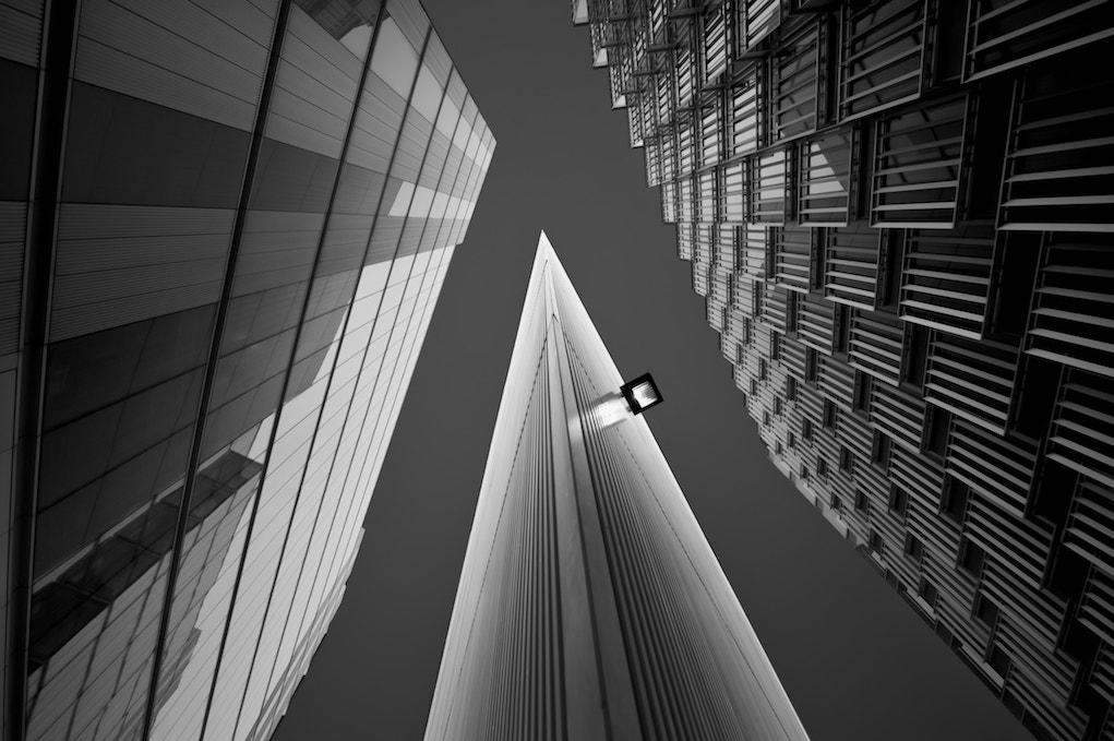 Photograph New Build by duncan george on 500px