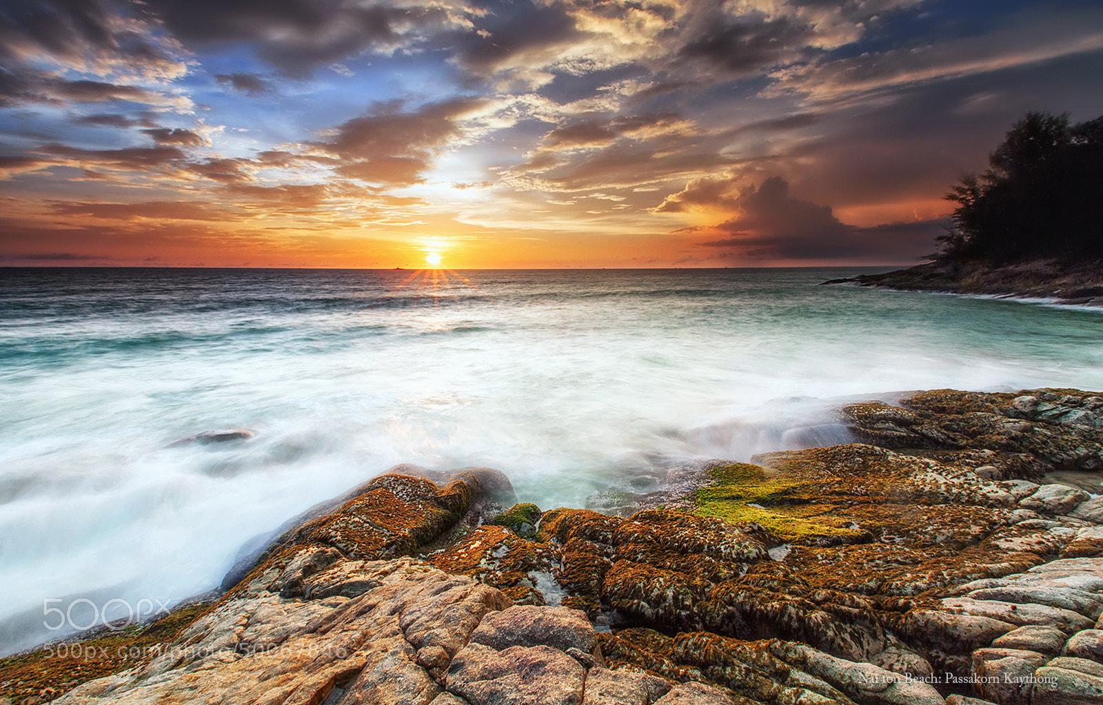 Photograph Naiton Beach by Wazabi Bomb Bomb on 500px