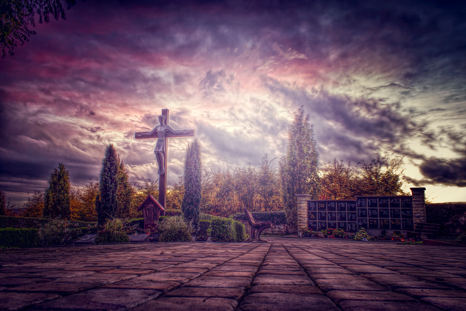 Photograph Final resting place by Colin Saks on 500px