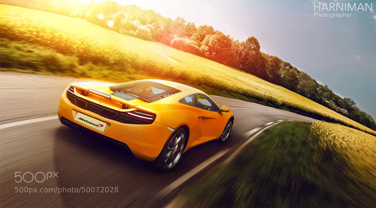 Photograph McLaren by Nigel Harniman on 500px