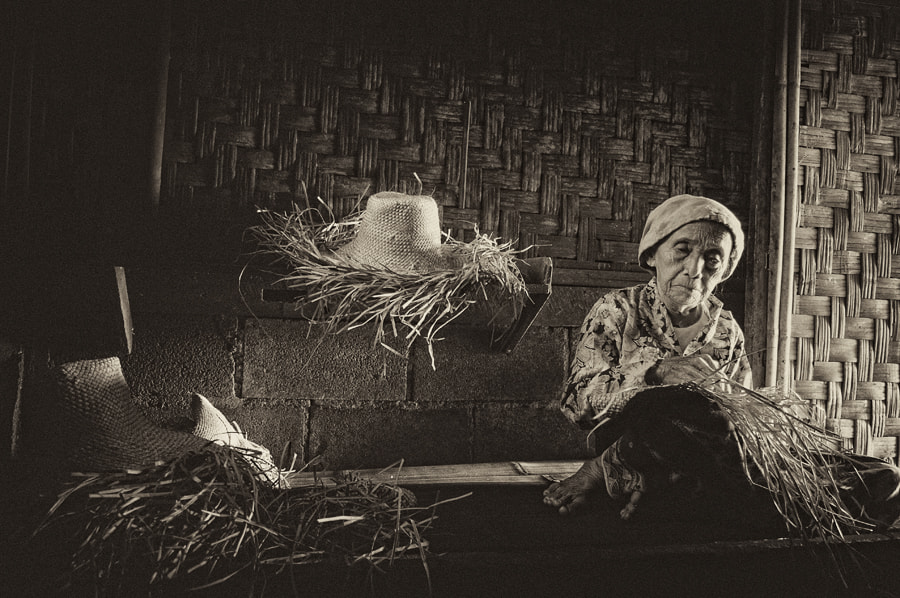 Photograph Grandmother Hatter.... by adib muhandis on 500px