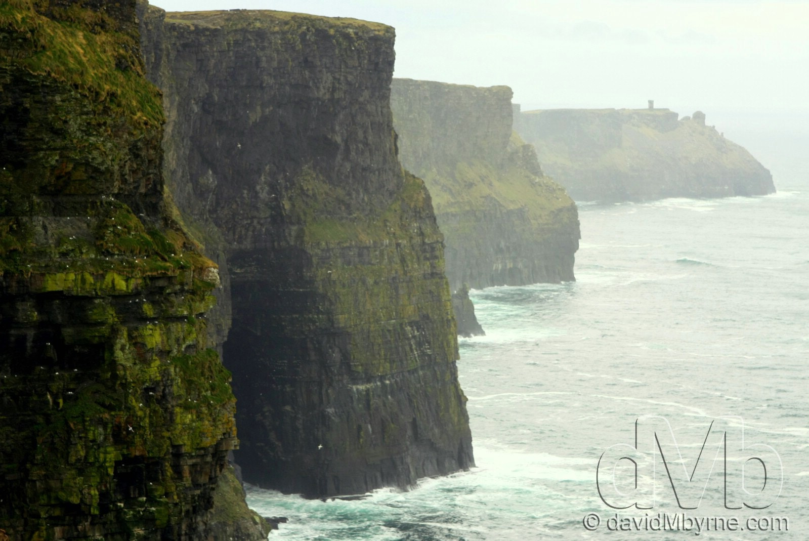 Photograph Cliffs of Moher, Ireland by davidMbyrne  on 500px