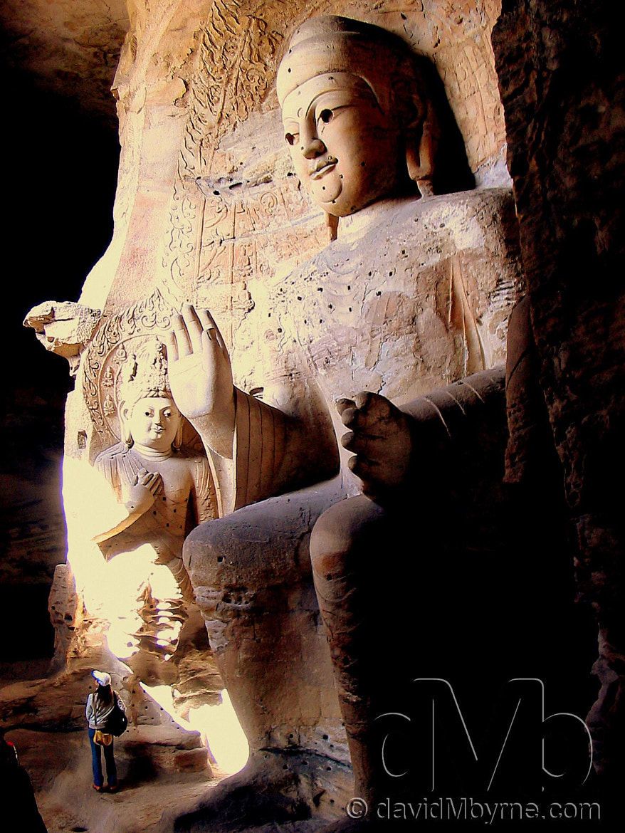 Photograph Yungang Caves, China by davidMbyrne  on 500px