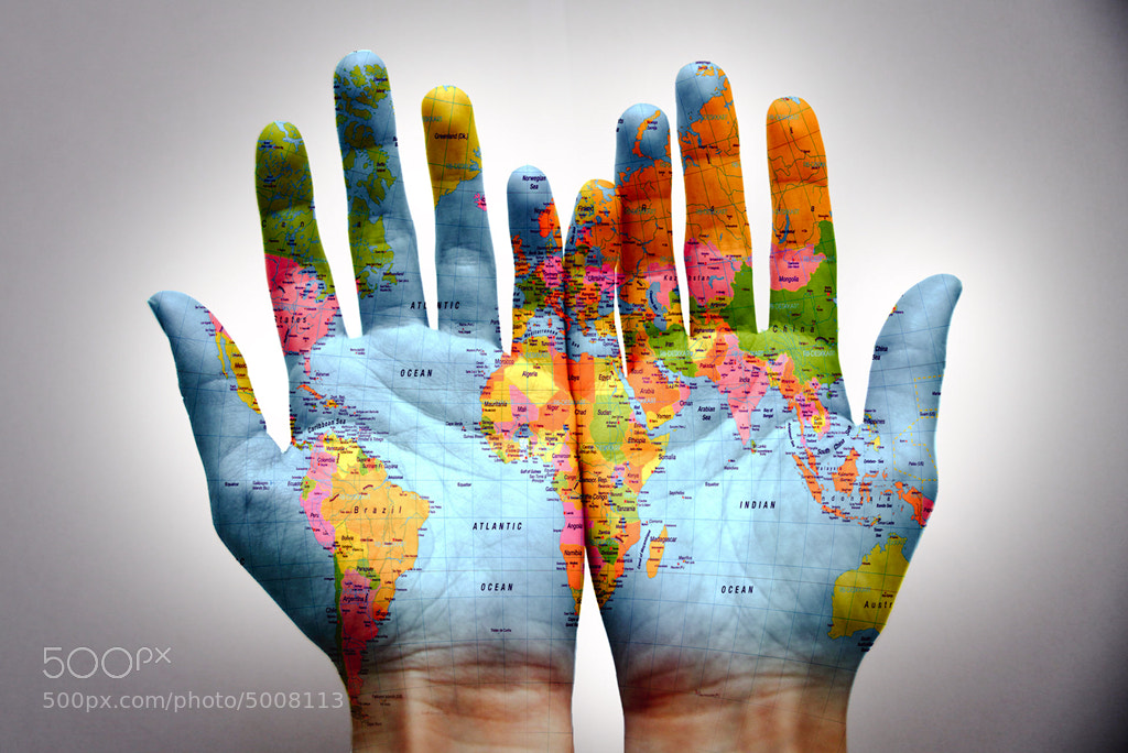 Photograph My hands, my world! by Filip Bartos on 500px