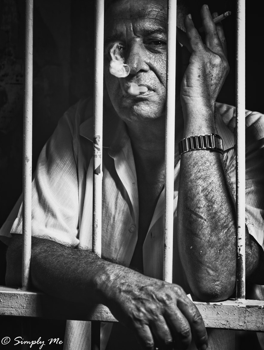Photograph Behind Bars by Matan Eshel on 500px