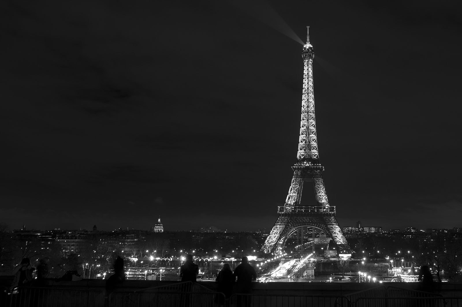 Photograph Paris - Eiffel tower view from the Trocadero by FkG  on 500px