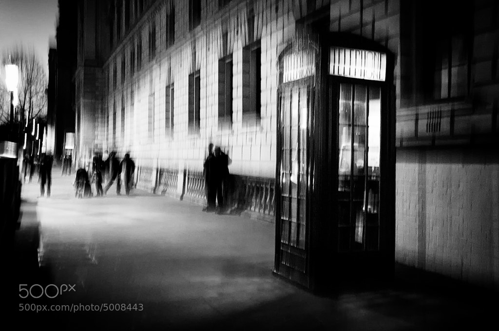 Photograph it's all just a blur by David Mar Quinto on 500px