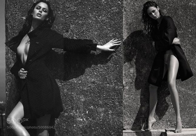 Photograph Nicole Trunfio Tush Oscar Falk by angelinasmith16 on 500px