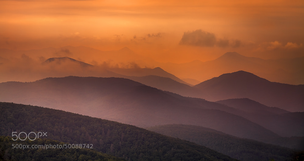 Photograph Smoky Mountains by alexandru popovschi  on 500px