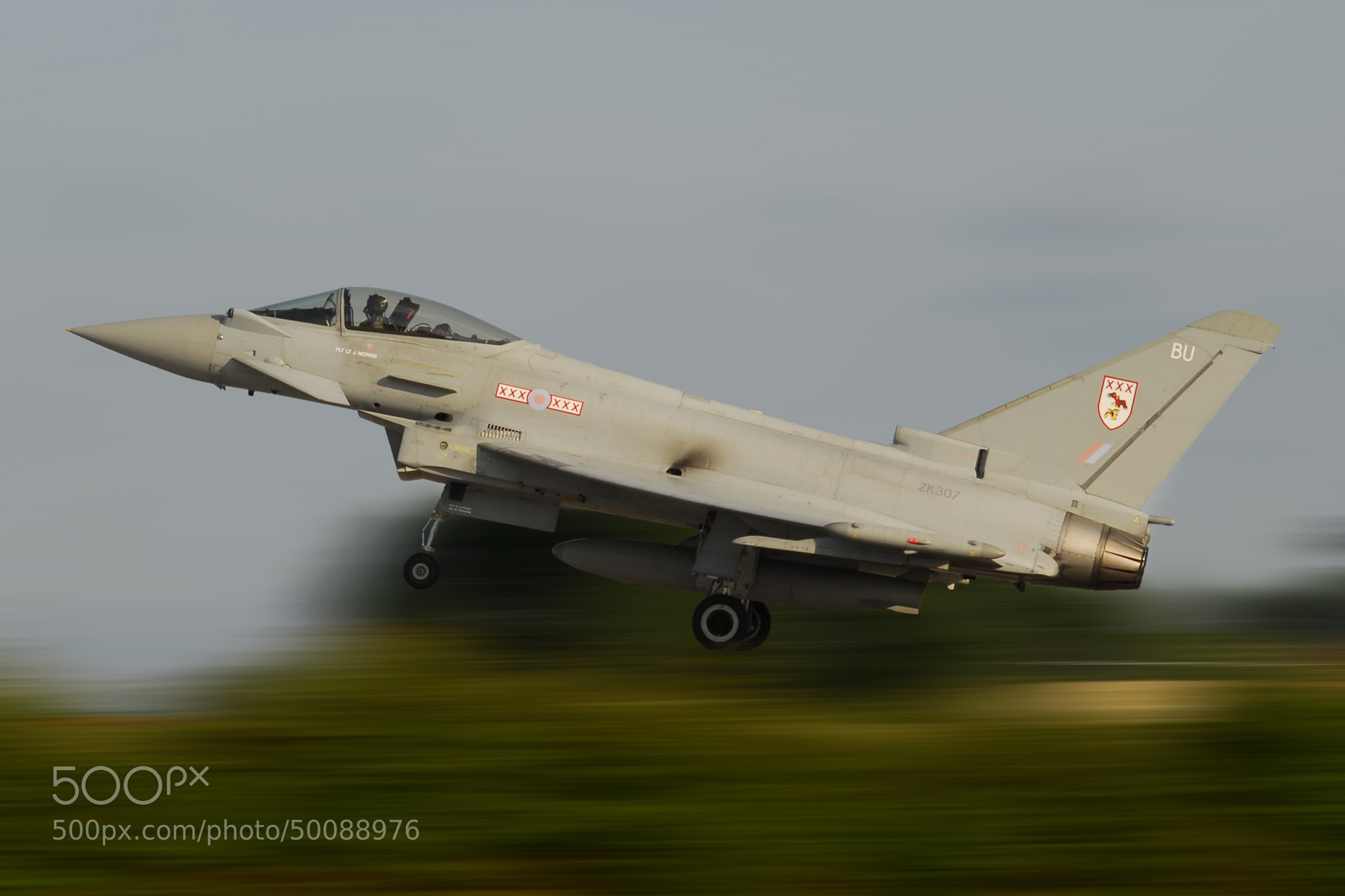 Photograph Eurofighter at Coningsby by Jaap Zwagemaker on 500px