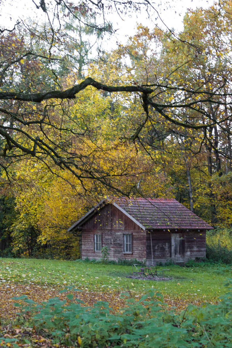 Photograph Cabin in autumn by Heike Kitzig on 500px