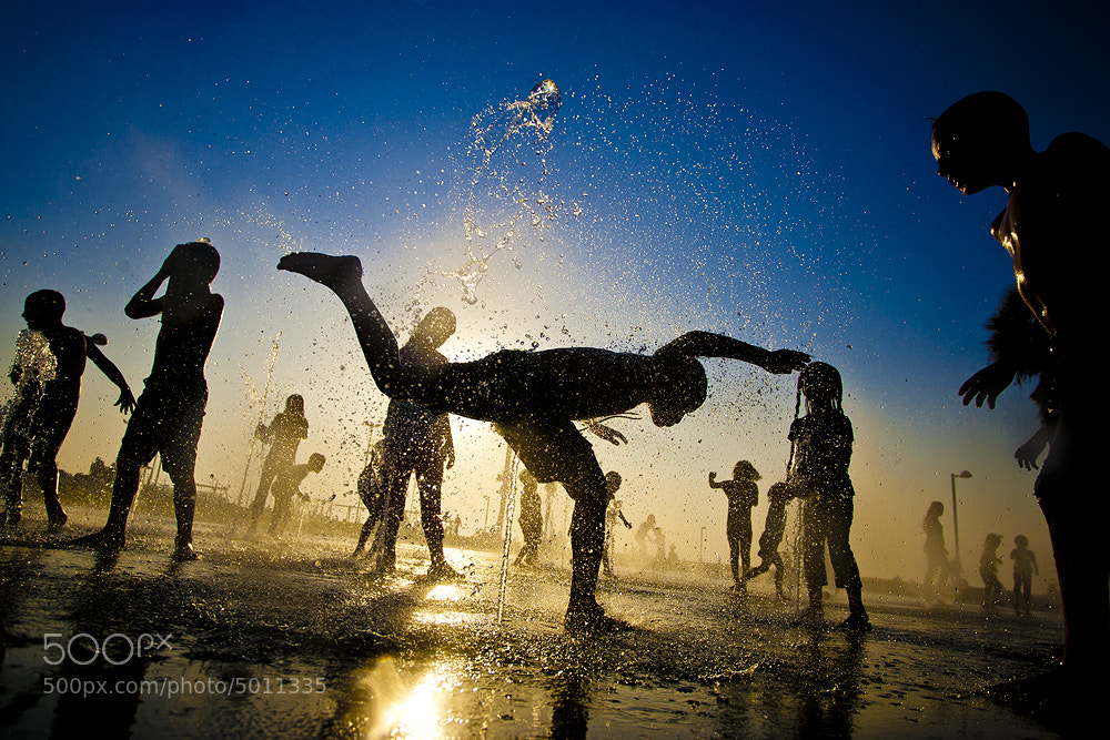 Photograph Kids having fun by Dima Vazinovich on 500px