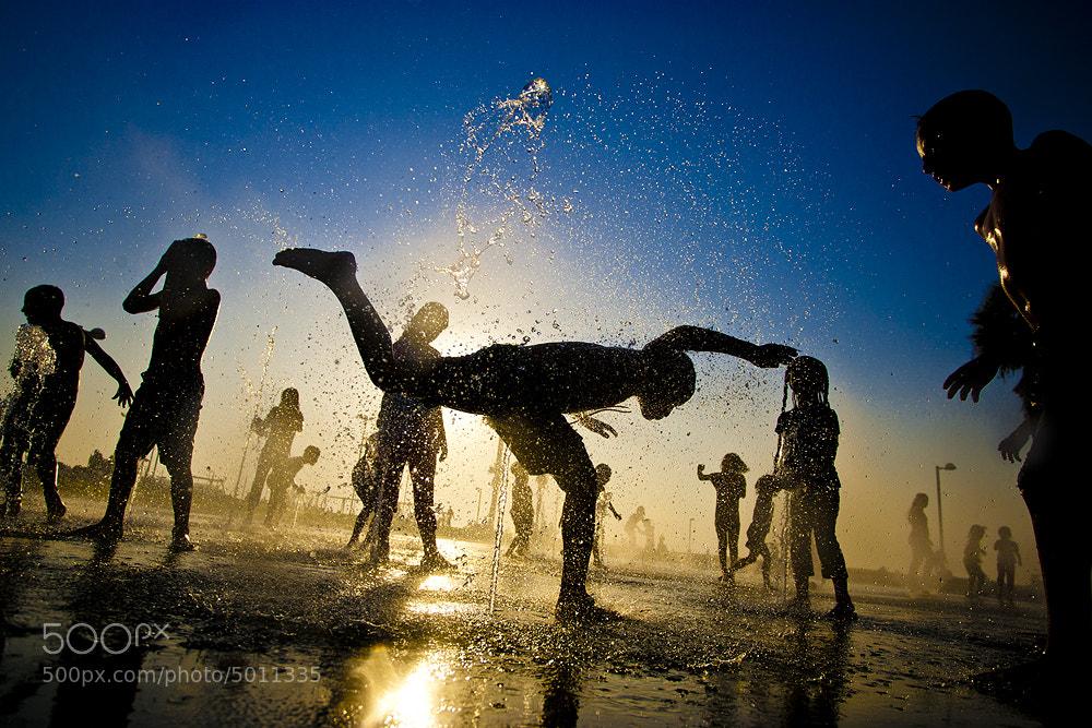 Photograph Kids having fun by Dima Vazinovich on 500px