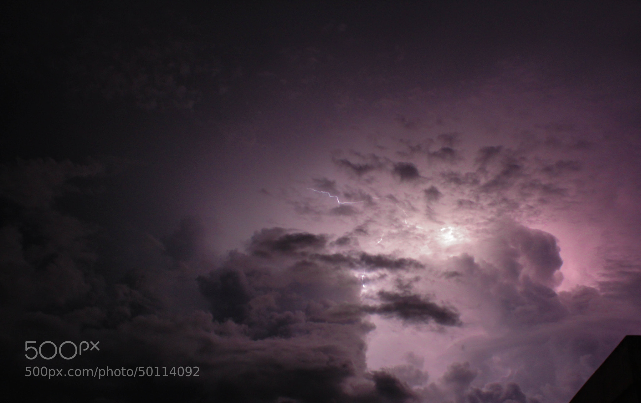 Photograph purple storm. by Adriana Vazquez on 500px